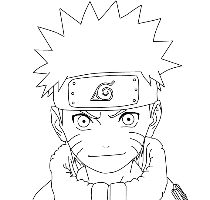 naruto shippuden drawing at getdrawings com