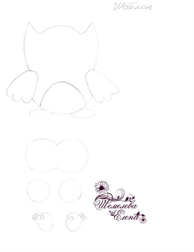 750x971 Paper Quilling Owl Tutorial