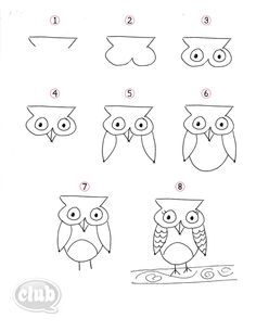 236x305 Doodling Instructions For Kids
