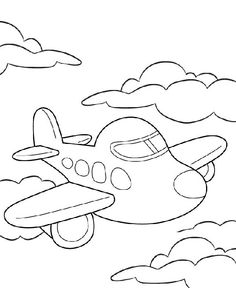 Easy Plane Drawing At Getdrawings Com Free For Personal Use Easy