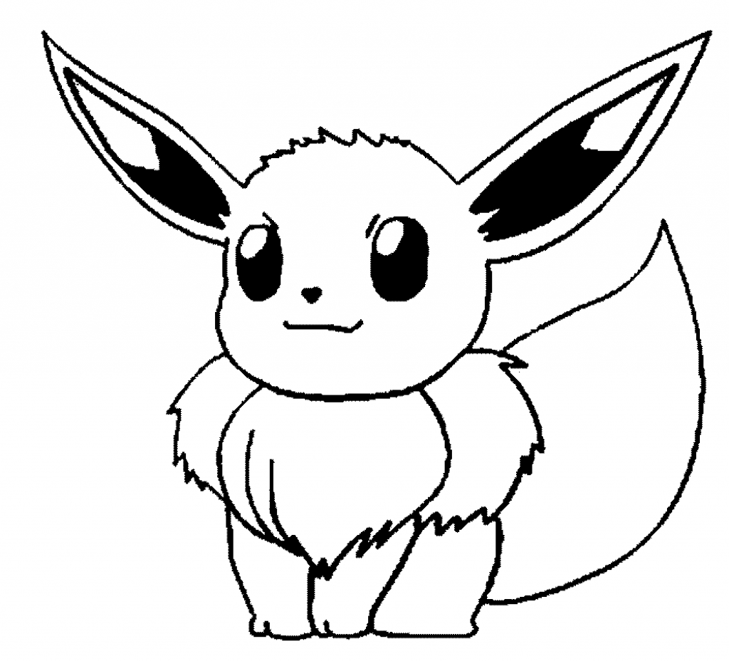 Easy Pokemon Drawing
