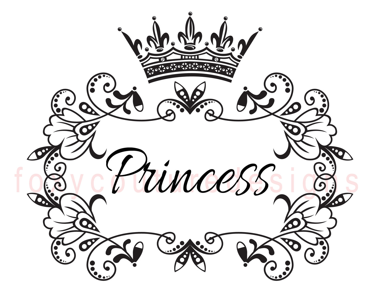 picture relating to Princess Crown Printable identify Basic Princess Crown Drawing at  Totally free for