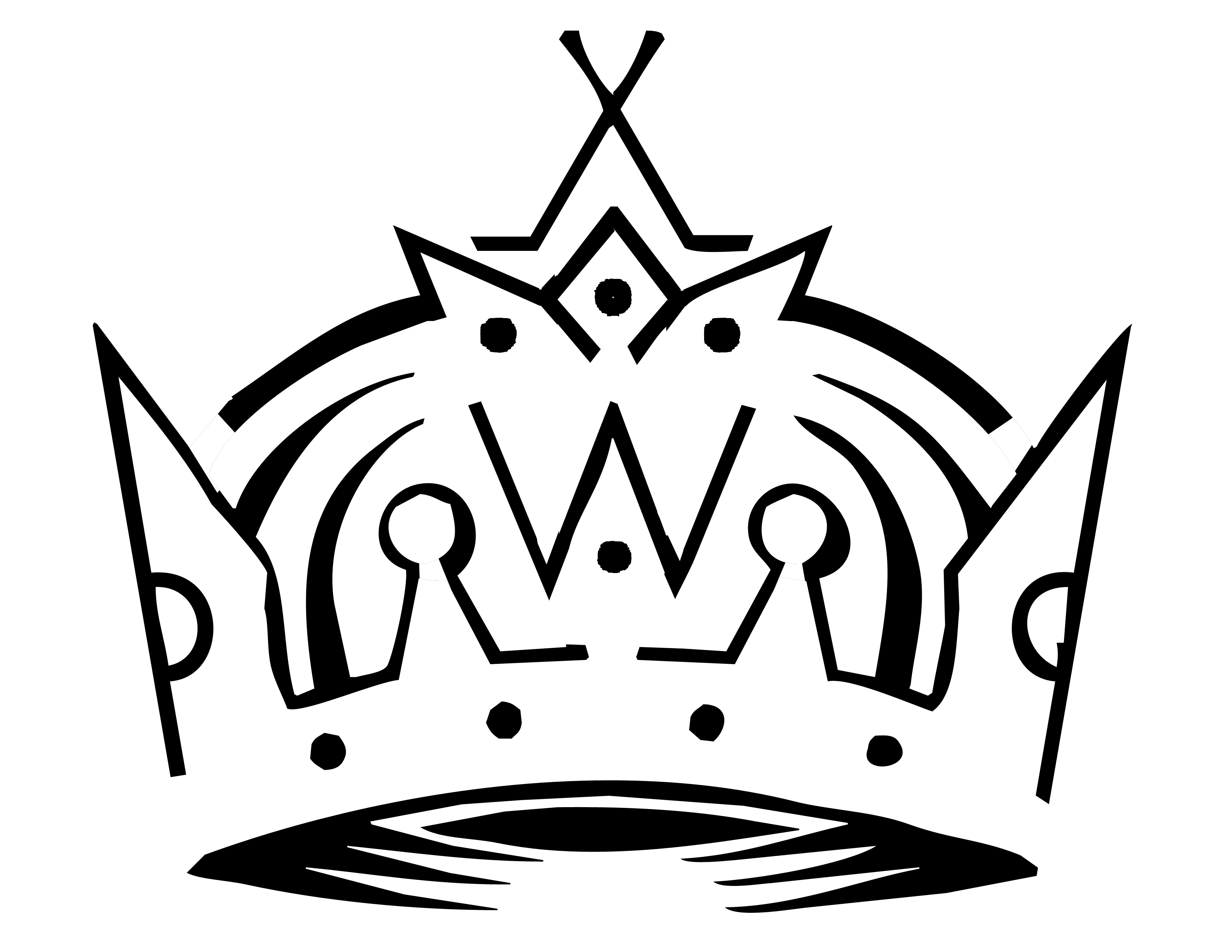 Easy Princess Crown Drawing at GetDrawings.com | Free for personal ...