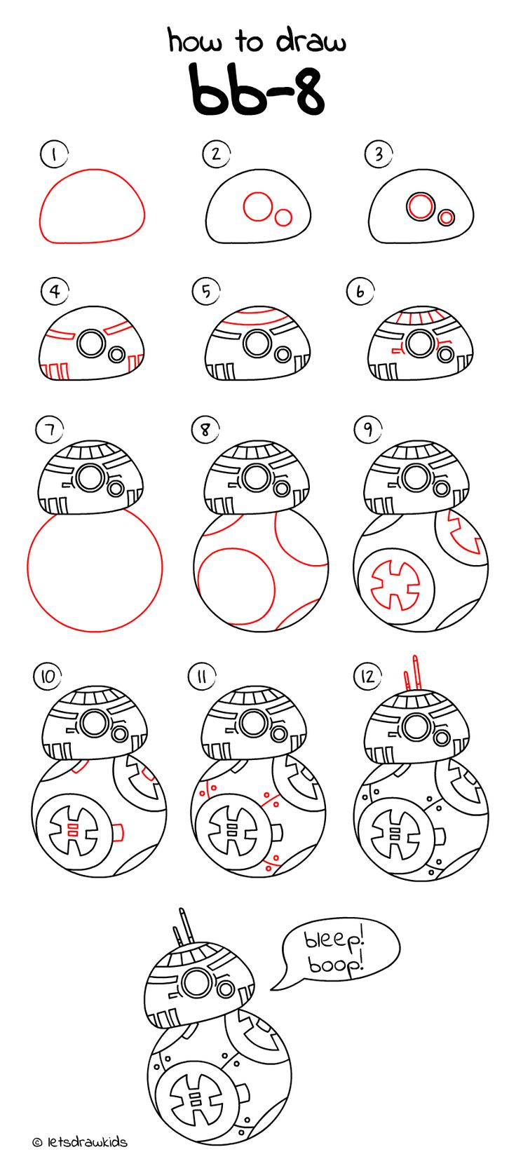 736x1673 How To Draw A Stormtrooper Easy Step By Step Star Wars Home