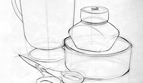 Easy Still Life Drawing at GetDrawings com | Free for