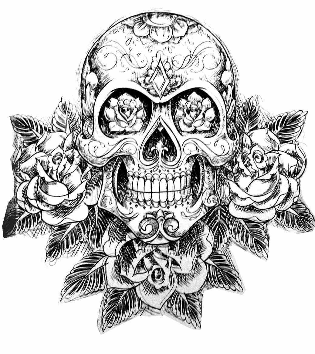 1038x1168 Candy Skull Drawings To Draw Tumblr Google Search U Pinteresu Easy