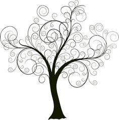 Easy Tree Drawing