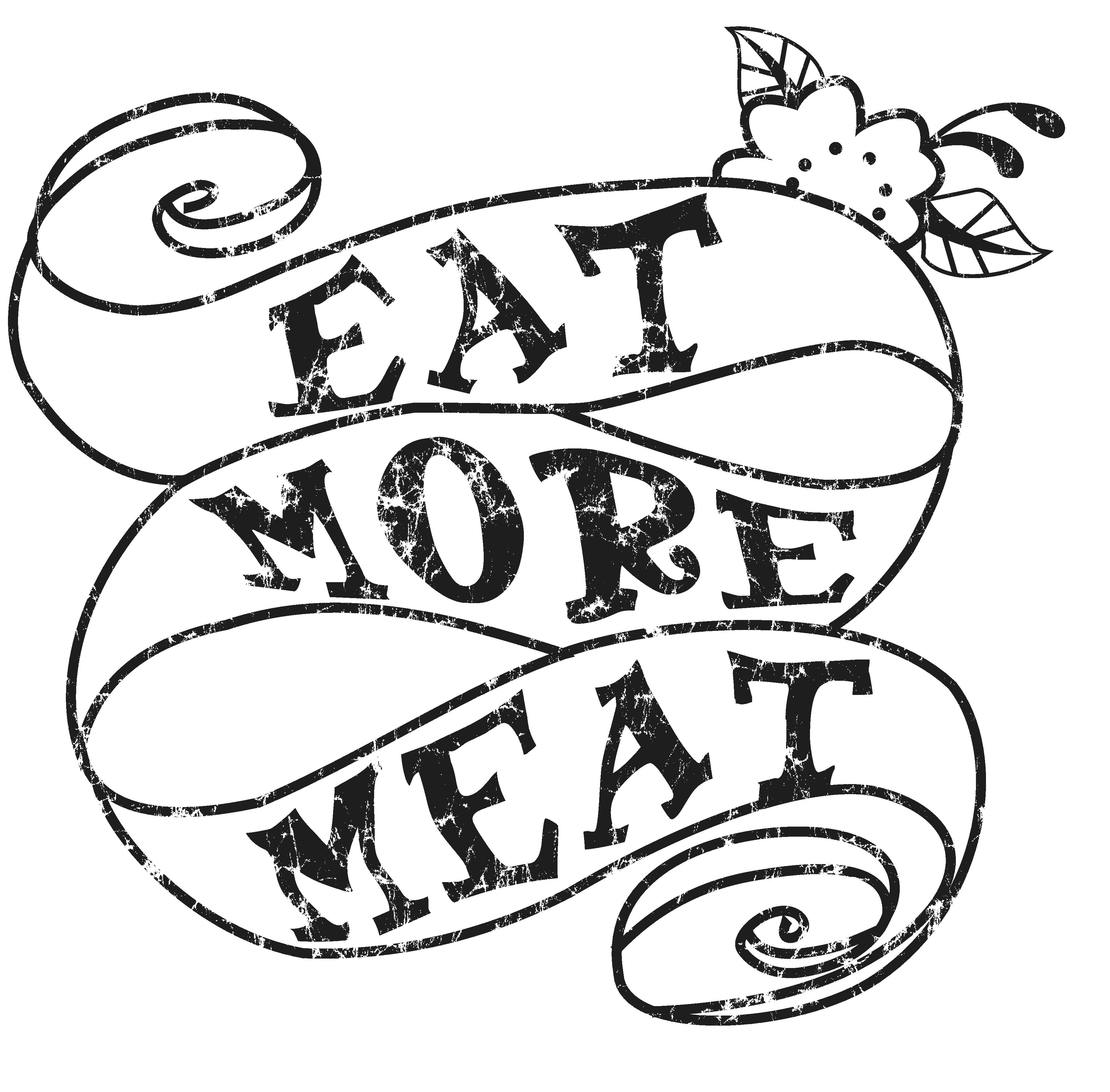3759x3699 Eat More Meat