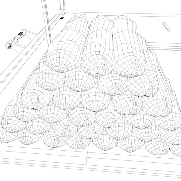 590x590 Sausage Wagon ( Full Textures Amp Editor ) By Laythjawad 3docean