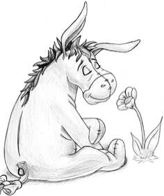 236x281 Sketch Eeyore Eeyore Eeyore