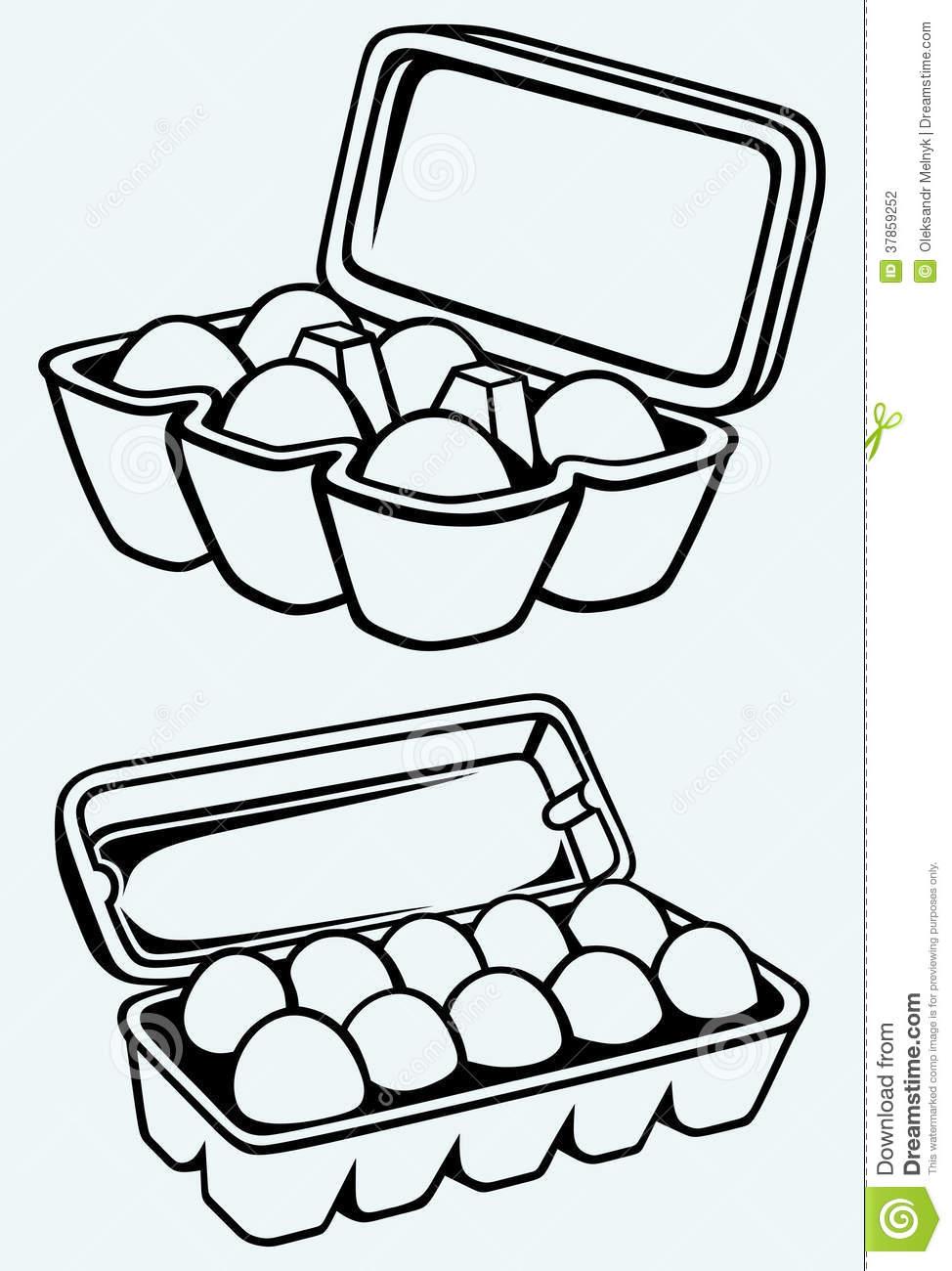974x1300 Egg Carton Clipart