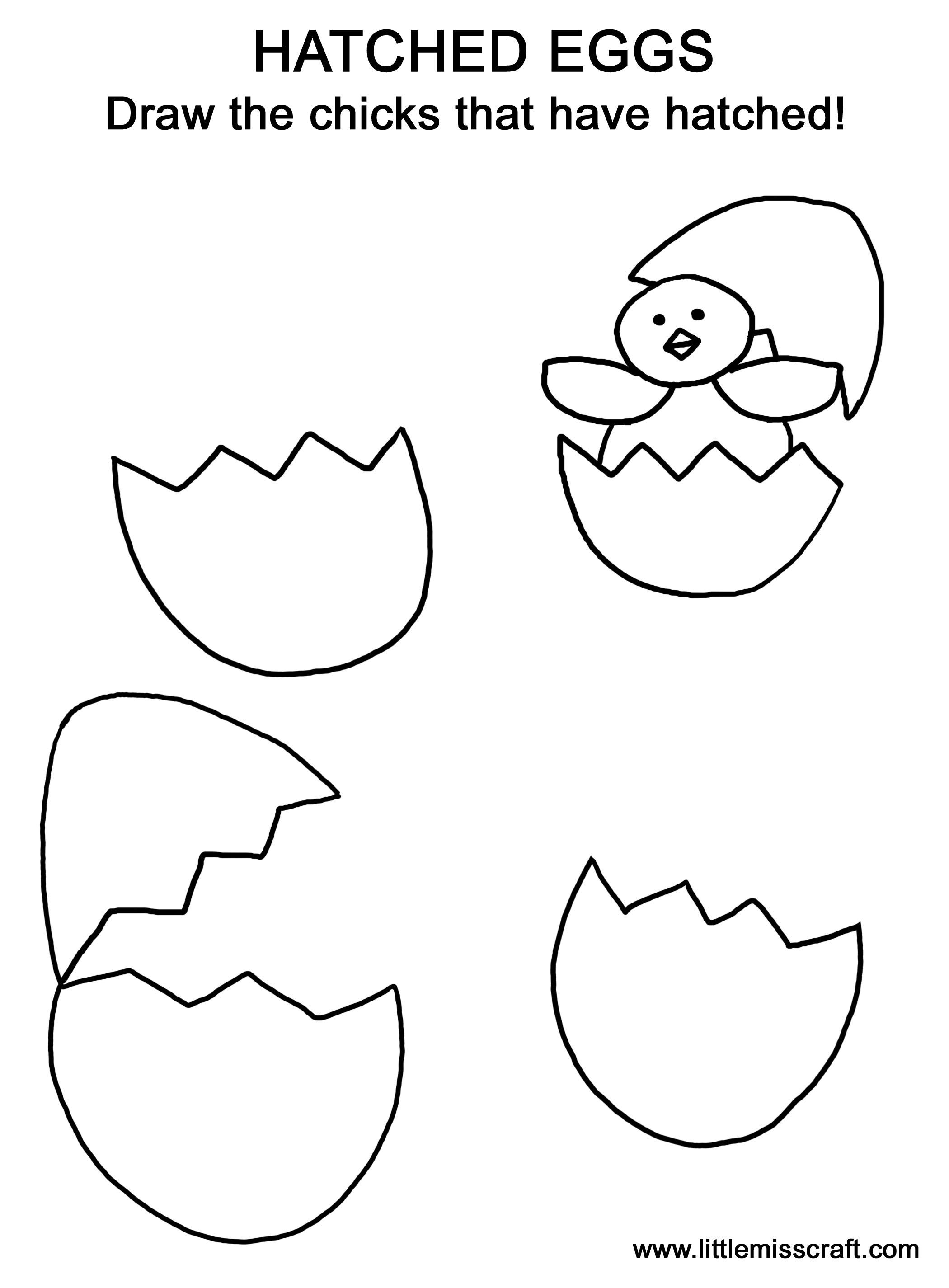 Egg Line Drawing at GetDrawings