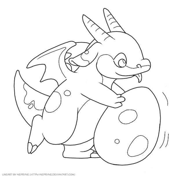 625x615 Dragon Egg Roll By Nepryne On DeviantArt