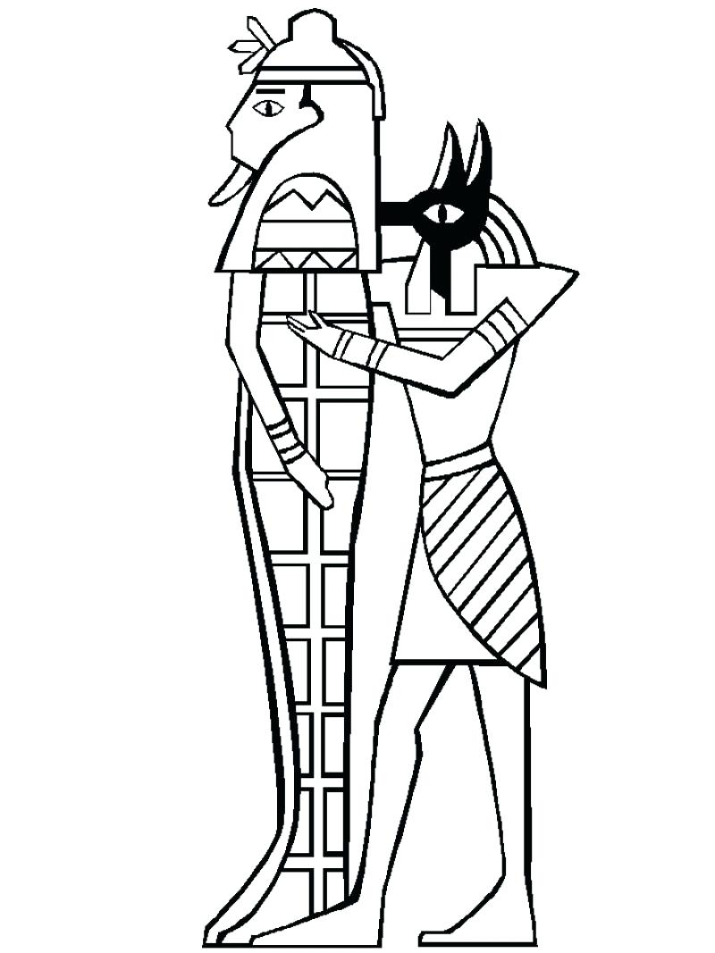 Egyptian Gods Drawing at GetDrawings.com | Free for personal use ...