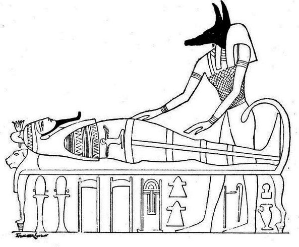 593x490 Egyptian Mummy Pictures To Print