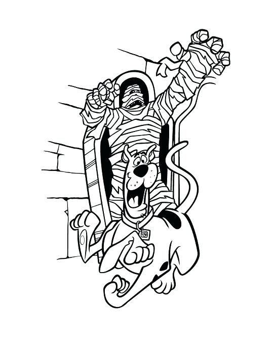 541x700 Chased By Mummy Coloring Pages Page Animal Of Egyptian Sheets