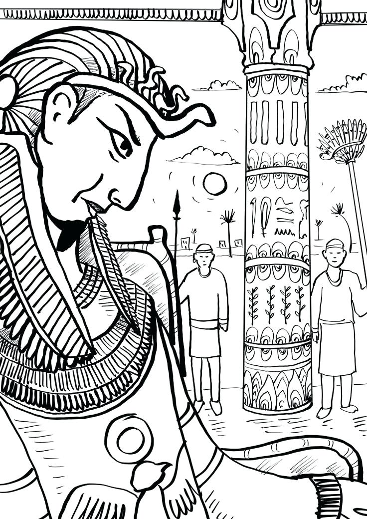 736x1040 Egypt Coloring Pages Back To Post Ancient Egypt Mummy Coloring