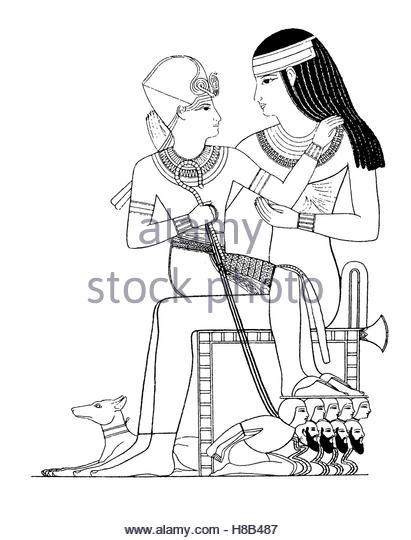 411x540 Egyptian Queen Pharaoh Stock Photos Amp Egyptian Queen