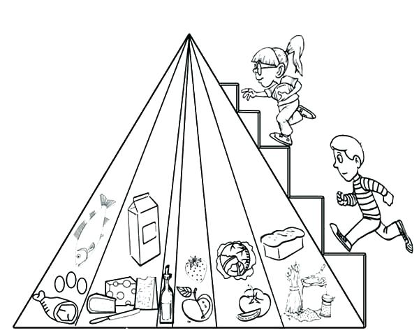 600x479 Pyramid Coloring Pages Ancient Egypt Pyramid Coloring Pages