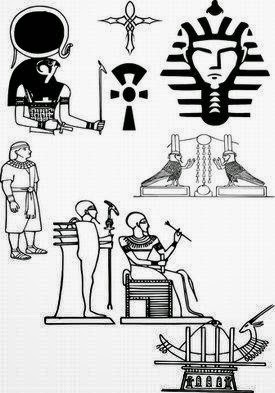 275x393 Ancient Egyptian Tattoo Designs Images Of Tattoo Idea