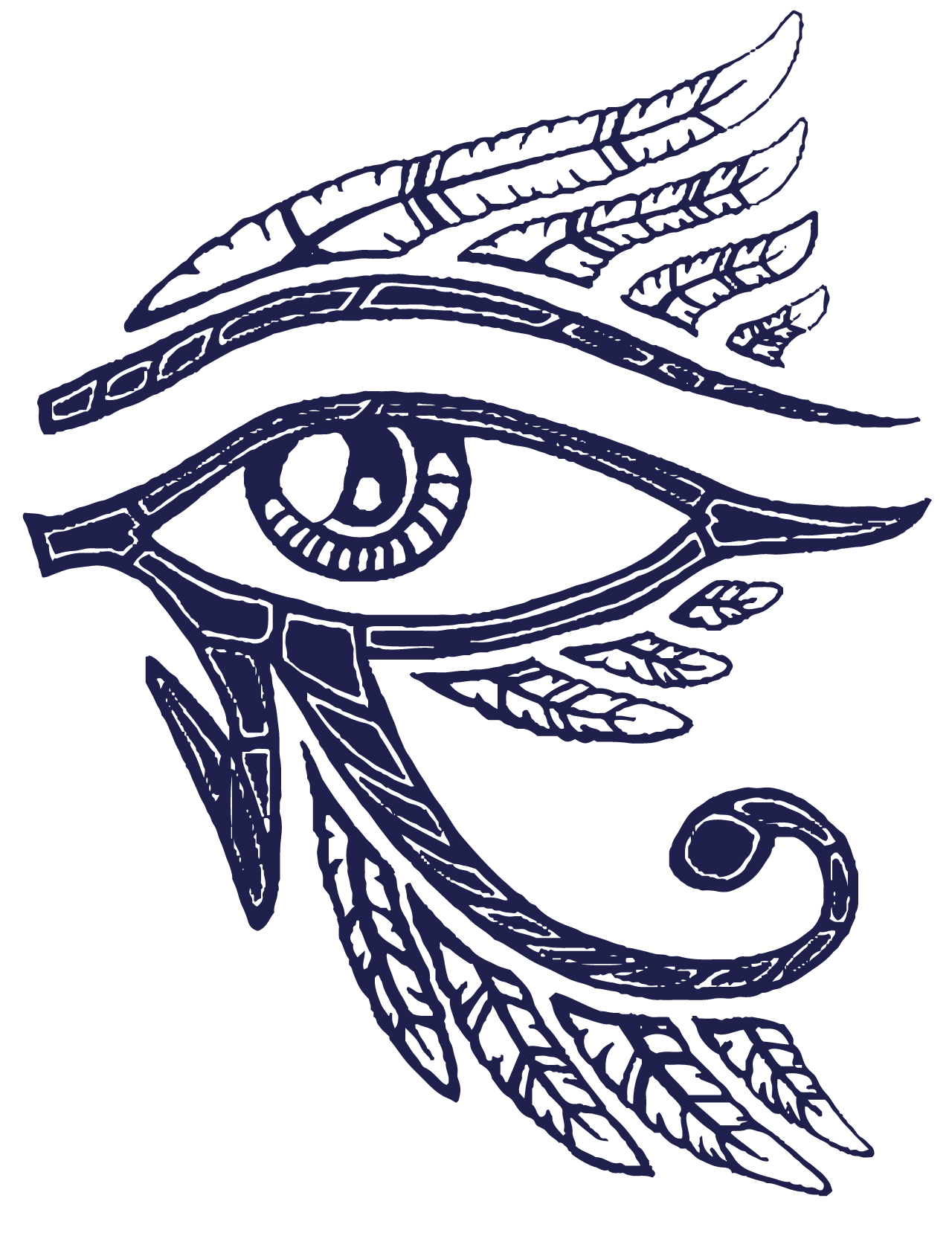 1280x1658 The Eye Of Horus (The Egyptian Eye) And Its Meaning
