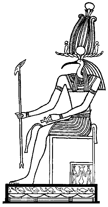 367x700 Thoth, The Author Of Egyptian Literature [Chapter I]