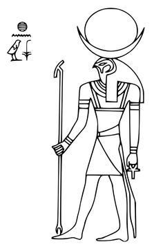 236x363 Ancient Egyptian Gods ~ Info On Gods And How To Draw Them. Cool