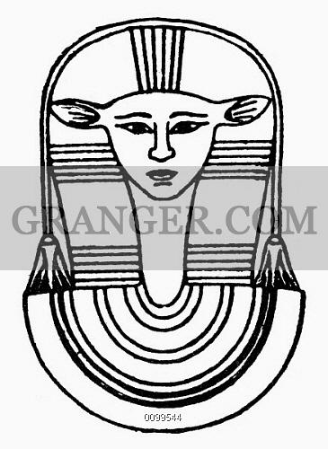 365x500 Image Of Egyptian Symbol Hathor Hathor The Ancient Egyptian