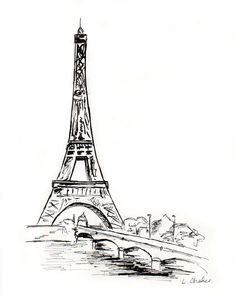236x297 Image Result For Eiffel Tower Images Drawings Arianna Paris