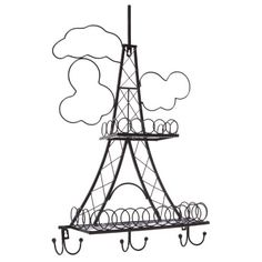 236x236 Paris Decorative Pillow Cover Eiffel Tower By Littlejoobieboo