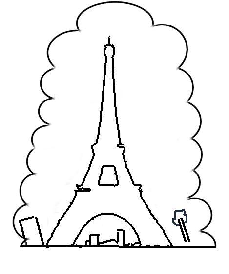469x559 72 Best Eiffel Tower Images On Stencils, Creative