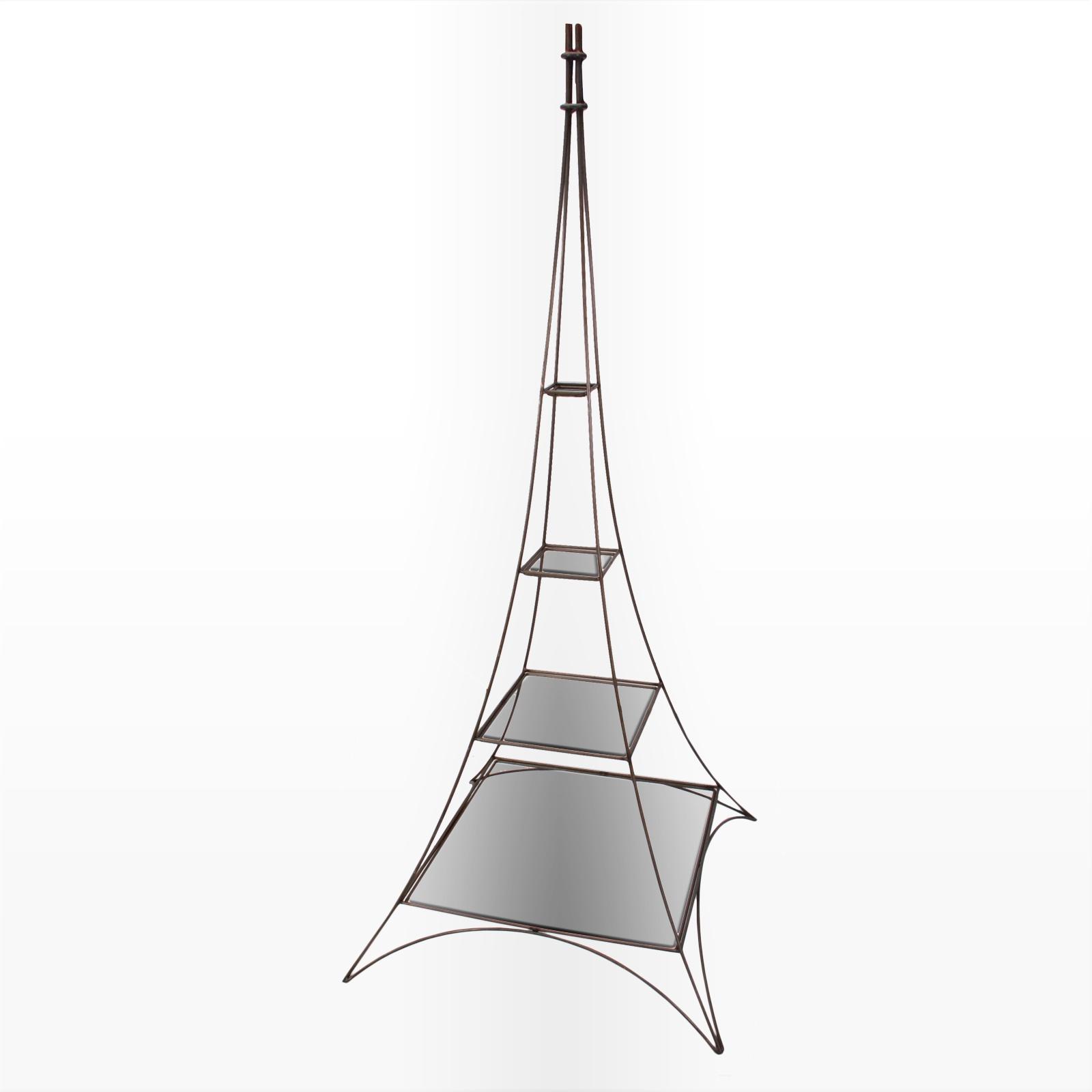 1600x1600 Eiffel Tower Display