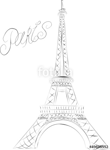 368x500 Paris Eiffel Tower Stock Image And Royalty Free Vector Files