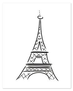 236x294 Tips For Eiffel Tower Drawing Eiffel Tower Drawing