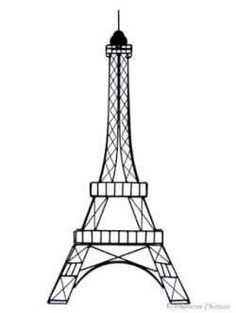 236x313 5 Pcs Eiffel Tower Decor Flat Back Design Cabochons Resin Via Etsy