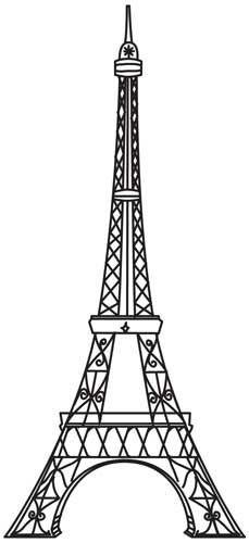 229x500 Best Eiffel Tower Nails Ideas On Paris Nails