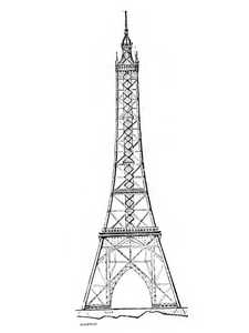 225x300 Description Of The Eiffel Tower Project In London