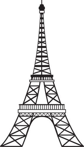 286x496 Drawn eiffel tower barbie