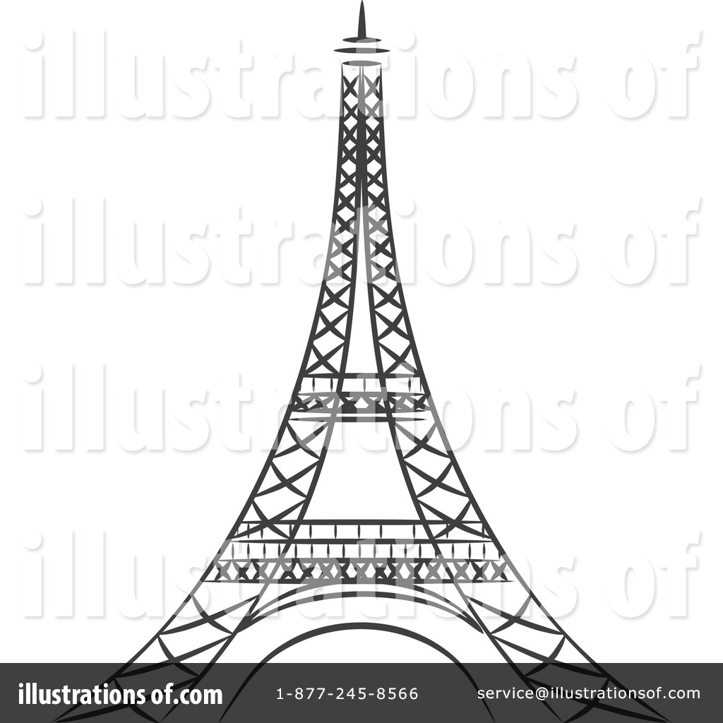 1024x1024 Eiffel Tower Clipart Images Collection