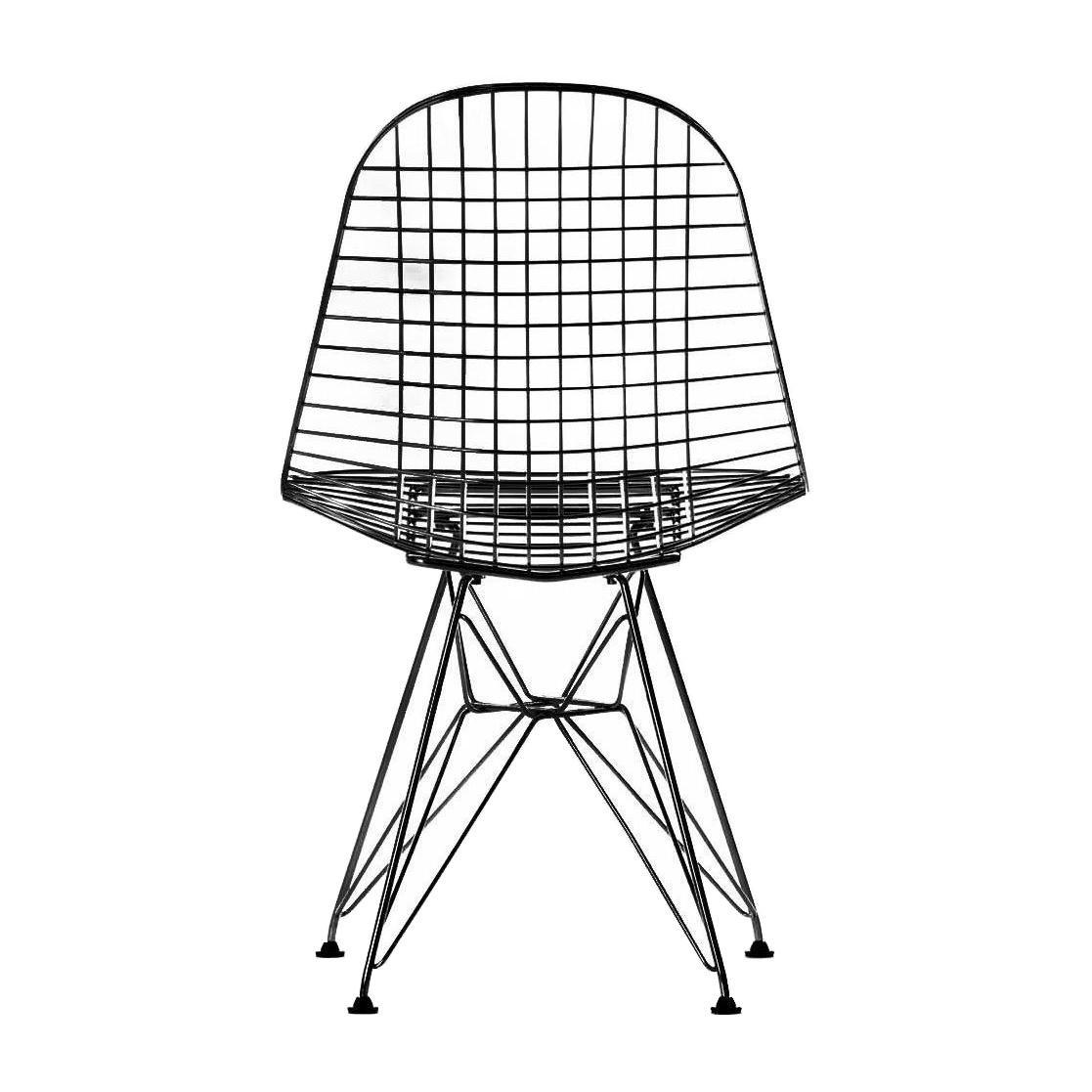 1117x1117 Eames Wire Chair DKR 43cm Vitra