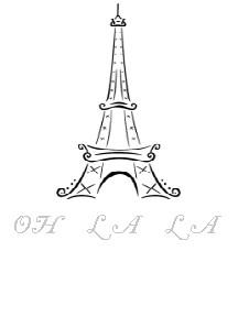 216x288 Drawn Eiffel Tower Cute
