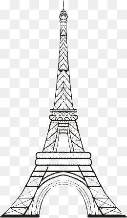 260x446 France Eiffel Tower, Eiffel Tower, France, Landmark Png Image