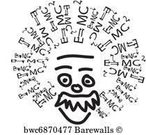 210x194 15 Cartoon Albert Einstein Thinking Posters And Art Prints Barewalls