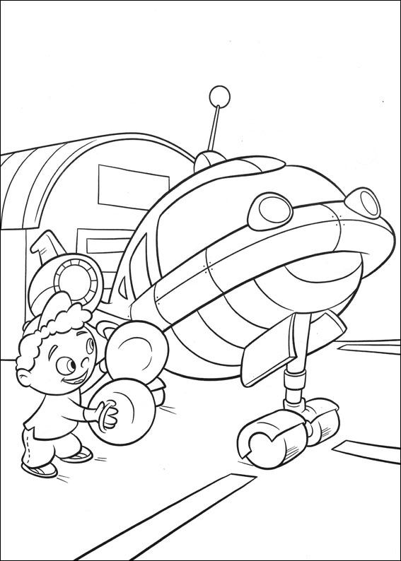 567x794 Kids N 27 Coloring Pages Of Little Einsteins