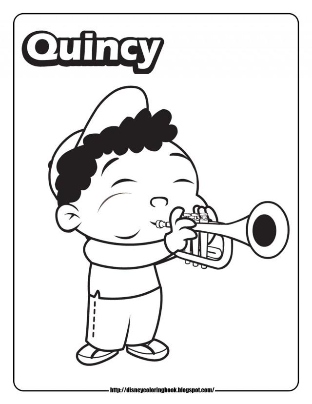 640x828 Little Einstein Cartoon 413687