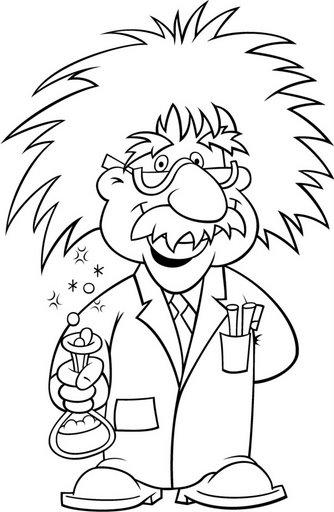 334x512 Cartoon Albert Einstein Albert Einstein Funny Cartoon
