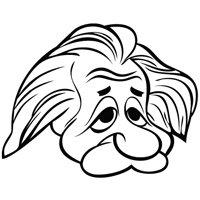 200x200 Albert Einstein Head