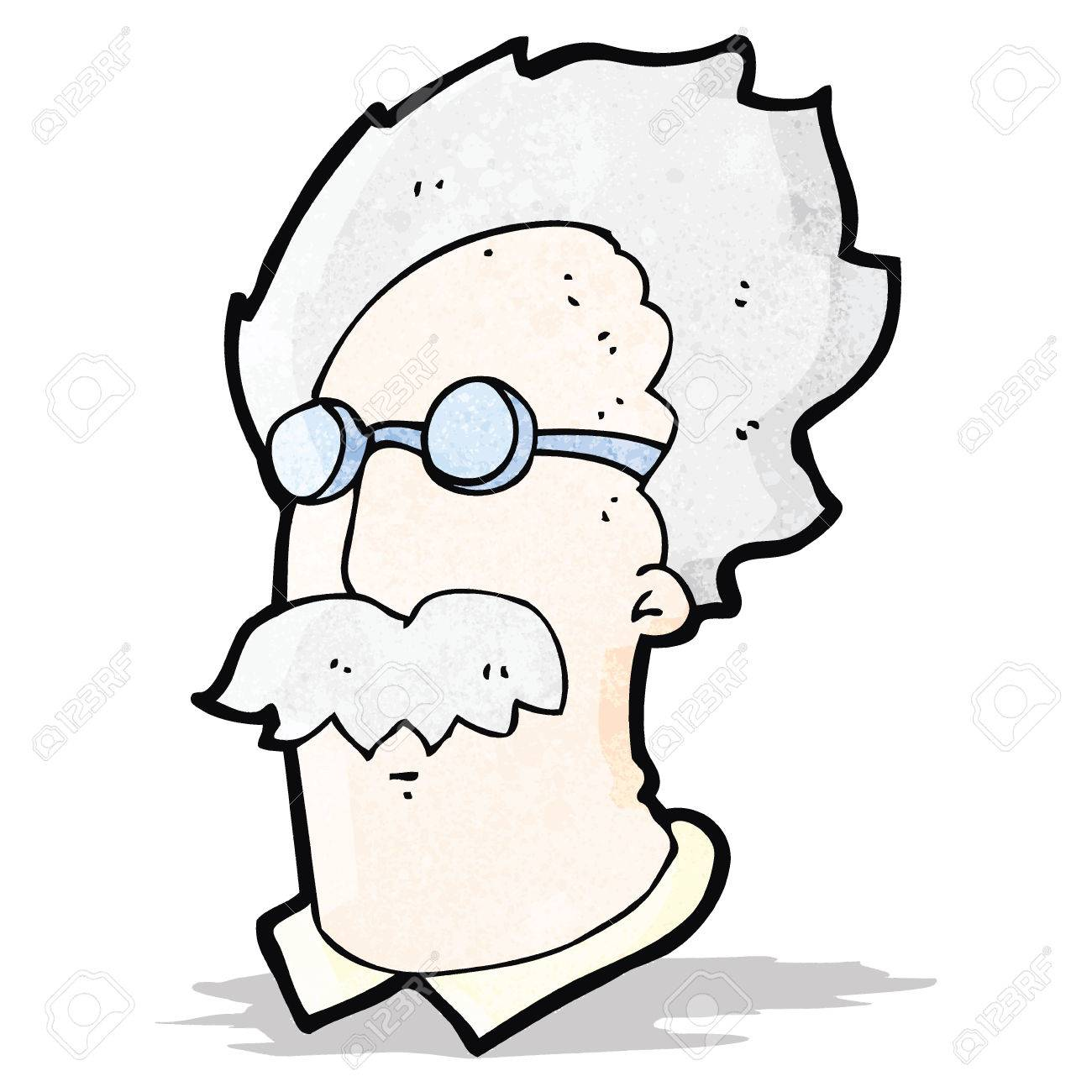 1300x1300 Cartoon Einstein Royalty Free Cliparts, Vectors, And Stock