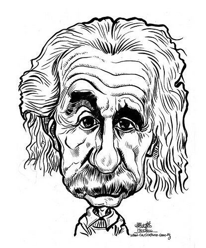 415x500 19 Best Einstein Para Colorear Images On Colouring