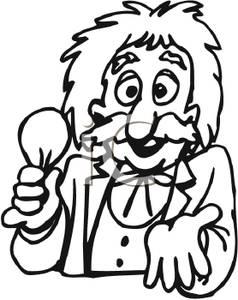 238x300 Einstein With A Lightbulb